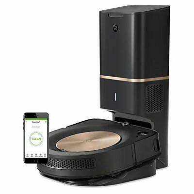 IRobot Roomba S9+ (9550) Robot Vacuum With Automatic Dirt Disposal- Wi-Fi Connec • 1,140.63£