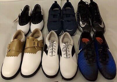 $ CDN213.59 • Buy Lot Wholesale Used Athletic Shoes Nike, EZ Strider Footjoy Great For Resellers