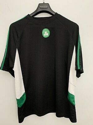 $ CDN22 • Buy Rare NBA Boston Celtics Warm Up Jersey Shirt Black Size Adult XL