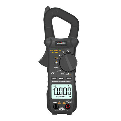 AU40.84 • Buy WinAPEX Portable Pocket Multimeter 6000 Counts True RMS Digital Clamp Meter C8K2