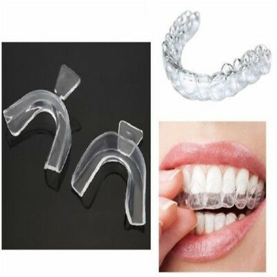 AU4.44 • Buy 4×Pcs Tooth Whitening Moldable Mouth Teeth Thermoform Guard Dental Tray