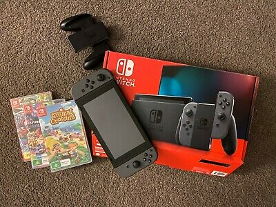 AU1000 • Buy Nintendo Switch With Games