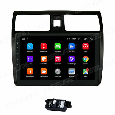 AU231.81 • Buy DAB+ Android 10 Car Player GPS Navi WIFI Ridao Stereo For Suzuki Swift 2004-2010
