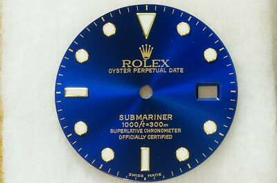 $ CDN907.90 • Buy  Redox Blue Dial For ROLEX Submariner Ref.16613 Q0812001