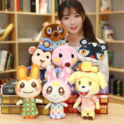 Animal Crossing Raymond Cat Plush Toy Soft Doll Figure Game Fans Child Gift New • 10.78£