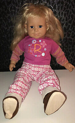 """Smoby Rosie 24"""" Doll With Clothes (29) • 26£"""