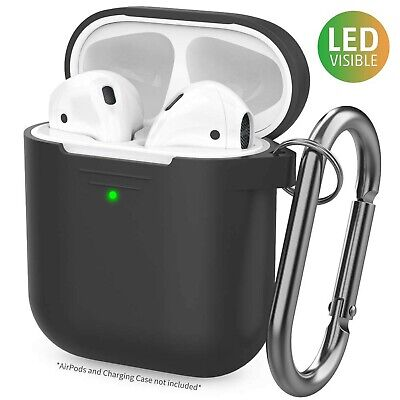 $ CDN37.07 • Buy AhaStyle Upgrade AirPods Case Protective Cover Skin [Front LED Visible] Silic...