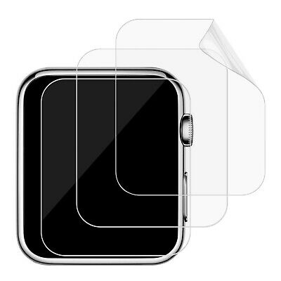 $ CDN38.20 • Buy JETech 3-Pack Screen Protector For Apple Watch 38mm Series 1 2 3 Full Coverag...