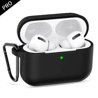 $ CDN38.22 • Buy Ztotop Case For New AirPods Pro Case 2019, Visible Front LED/Soft Liquid Sili...