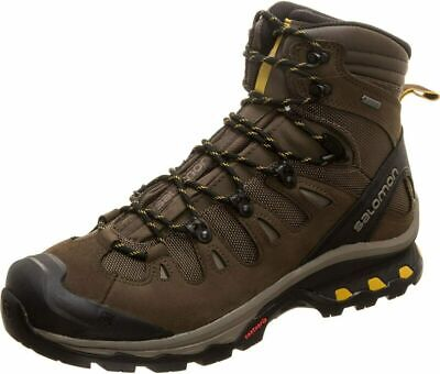 AU483.41 • Buy Salomon Men's Quest 4d 3 GTX Backpacking 10, Wren/Bungee Cord/Green Sulphur