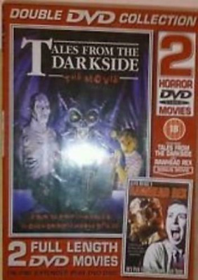Tales From The Darkside / Rawhead Rex DVD (1986) • 6.50£