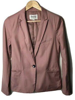 AU30 • Buy Bershka COLLECTION Blush Blazer Size M