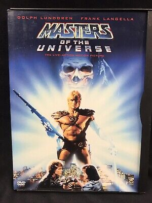 $14.99 • Buy Masters Of The Universe (DVD, 1987)