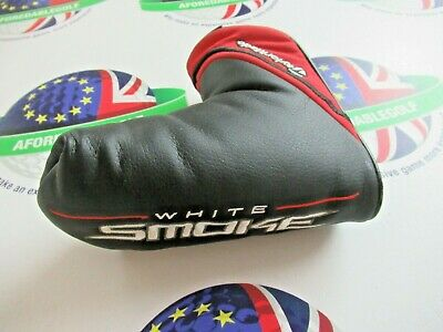 £15 • Buy Taylormade White Smoke Black Blade Putter Head Cover
