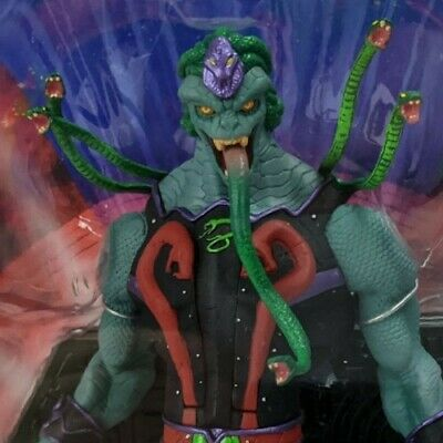 $95 • Buy Masters Of The Universe NECA 200x Snake Face Statue Sealed MOTU Staction MOC