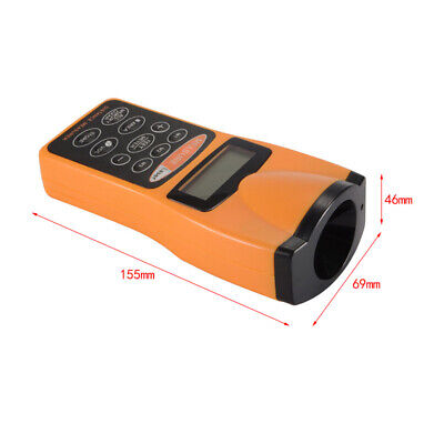Digital Ultrasonic Laser Point Distance Meter Measure Range Finder 18m Handheld • 13.53£
