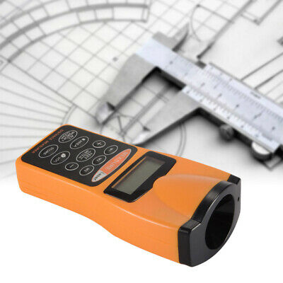 Handheld Digital Ultrasonic Laser Point Distance Meter Measure Measurement 18M • 13.09£