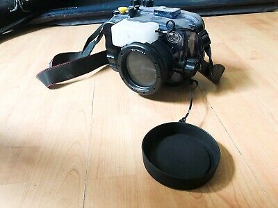 Seafrogs 60m/195ft Underwater Camera Housing Case For Sony RX100(I-V) M2 M3 M4 • 199£