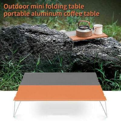 Outdoor Portable Ultralight Mini Folding Camping Table Prefect For Picnic • 12.99£