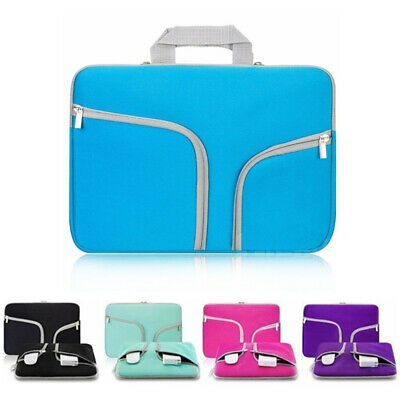 Handbag Sleeve Case Cover Laptop Bag For HP Lenovo Acer Dell MacBook Air Pro • 10.32£