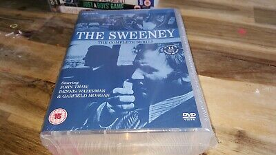 The Sweeney The Complete Series Collection Dvd Boxset New John Thaw Dennis Water • 29.95£