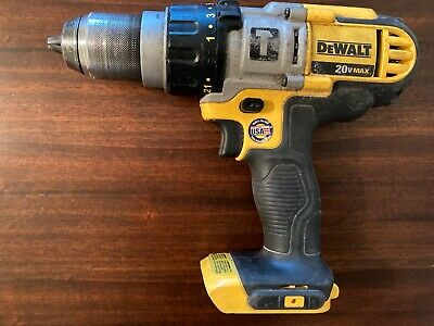 $55 • Buy DEWALT DCD985 20V MAX Cordless Premium 3-Speed Hammer Drill (Tool Only)