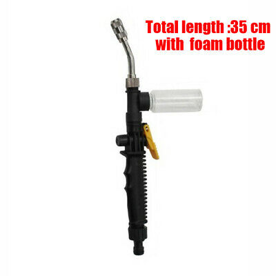 $ CDN10.57 • Buy New 2in1 High Pressure Power Car Water Washer Wand Nozzle Spray Flow-Controls
