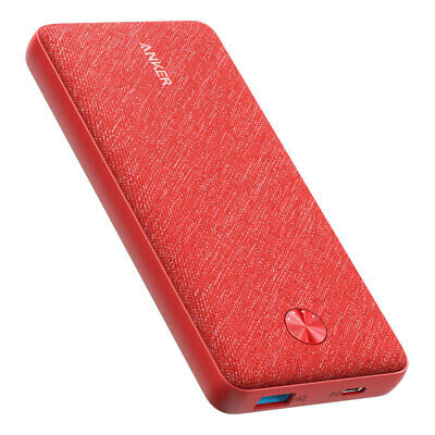 AU155.80 • Buy Anker PowerCore Essential 18W 20000mAh PD Power Bank A1281T51 - Red