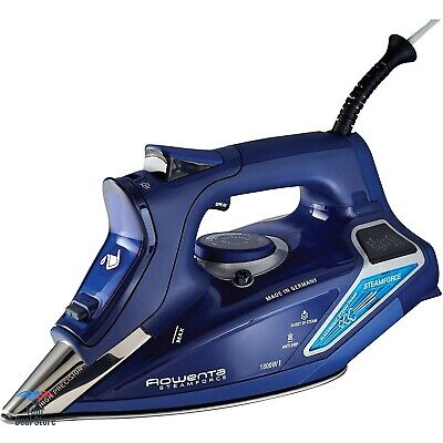 £126.02 • Buy Professional Steam Iron Rowenta Steamer Garment Ironing Press Clothes Soleplate