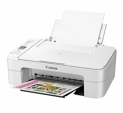 Canon PIXMA TS3151 All-In-One Inkjet Printer - White (includes Ink) • 65£