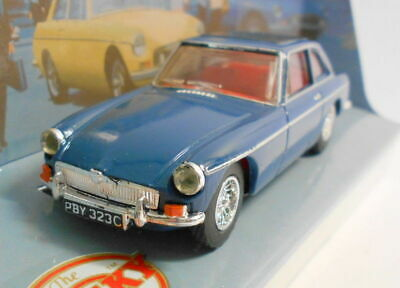 Dinky 1/43 Scale Diecast Model DY-3 MGB GT 1965 BLUE • 29.99£