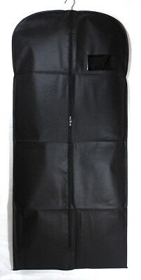 £5.99 • Buy 54  Suit Cover Bags Mens Garment Breathable Travel Zipped Long Dress Covers Bag