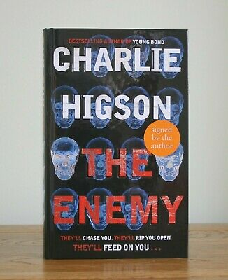 £19.99 • Buy The Enemy By Charlie Higson (2009 Hardcover 1st) Signed + Bookmark