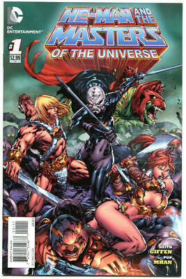 $79.99 • Buy HE-MAN And The MASTERS Of The UNIVERSE #1 2 3 4 5 6 7 8 9 10 11 12, NM, Giffen