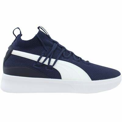 Puma Clyde Court Core   Mens Basketball Sneakers Shoes Casual   - Blue • 79.22£