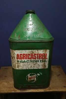 £60 • Buy Castrol Agricastrol Tractor Oil Can