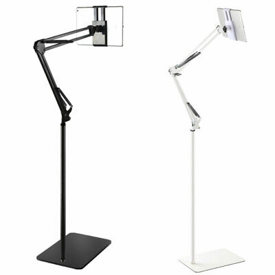AU58 • Buy Hands Free Floor Stand Adjustable Bed Clip Holder For Tablet IPad IPhone Switch