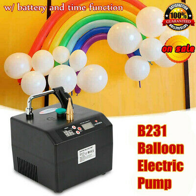 £123.69 • Buy B231 Lagenda Portable Electric Balloon Pump Balloon Inflator Party Air BlowerNew