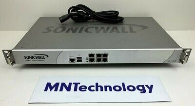 $50 • Buy SonicWALL NSA 2400   1RK14-053   Network Security Appliance Firewall