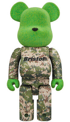 $491.25 • Buy Readymade F.C.Real Bristol 400 Bearbrick /