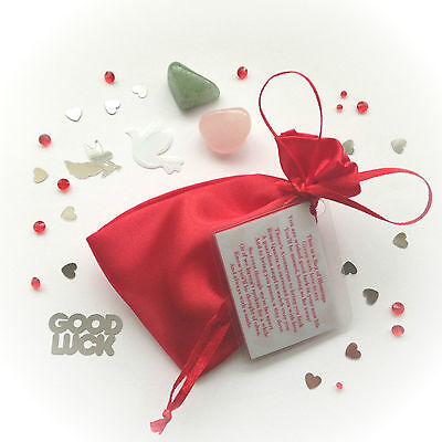 A Bag Of Blessings To Wish Good Luck Emigrating / In Your New Life - Gift / Card • 8.25£