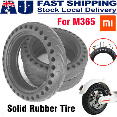 AU20.80 • Buy Xiaomi Mijia M365 Electric Scooter Solid Outer Tire Wheel Honeycomb Tube 8.5