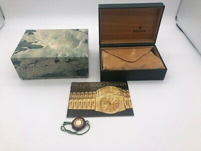 $ CDN131.82 • Buy Genuine ROLEX 14000 WATCH BOX CASE 68.00.08100%Authentic 0725006