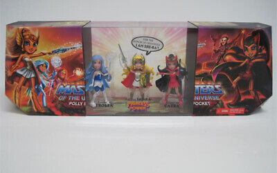 $99.99 • Buy SDCC 2011 Polly Pocket Masters Of The Universe, NIB, NEVER OPENED