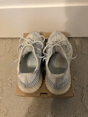 $ CDN469.19 • Buy Adidas Yeezy Boost 350 V2 Cloud White Non Reflective Size 6 Used Great Condition