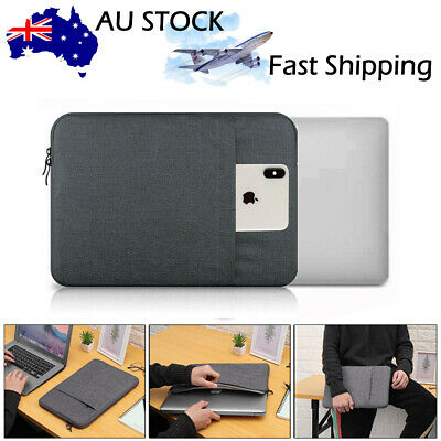 AU22.99 • Buy For 2020 Macbook Air / Pro 13.3  Laptop Pouch Padded Soft Sleeve Case Carry Bag