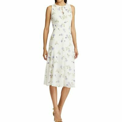 AMERICAN LIVING Women's Floral-print Georgette Midi Dress TEDO • 14.18£