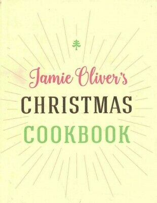 AU41.37 • Buy Jamie Oliver's Christmas Cookbook, Hardcover By Oliver, Jamie, Brand New, Fre...