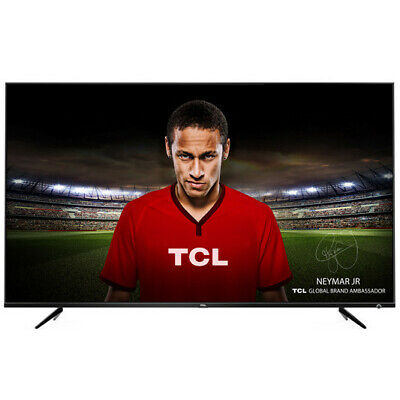 """AU599 • Buy TCL - 50P6US - 50"""" 50 Inch P6 QUHD Android TV"""