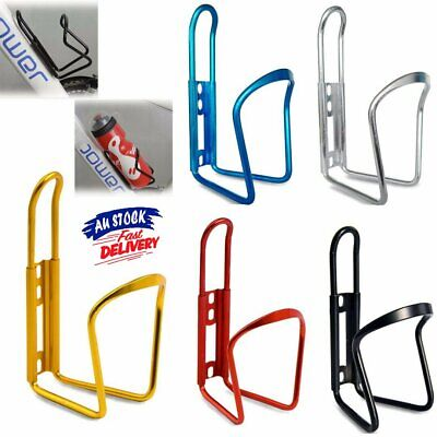 AU8.47 • Buy Aluminum Alloy Water Bottle Holder Sports Bike Bicycle Cycling Drink Rack Cage~D